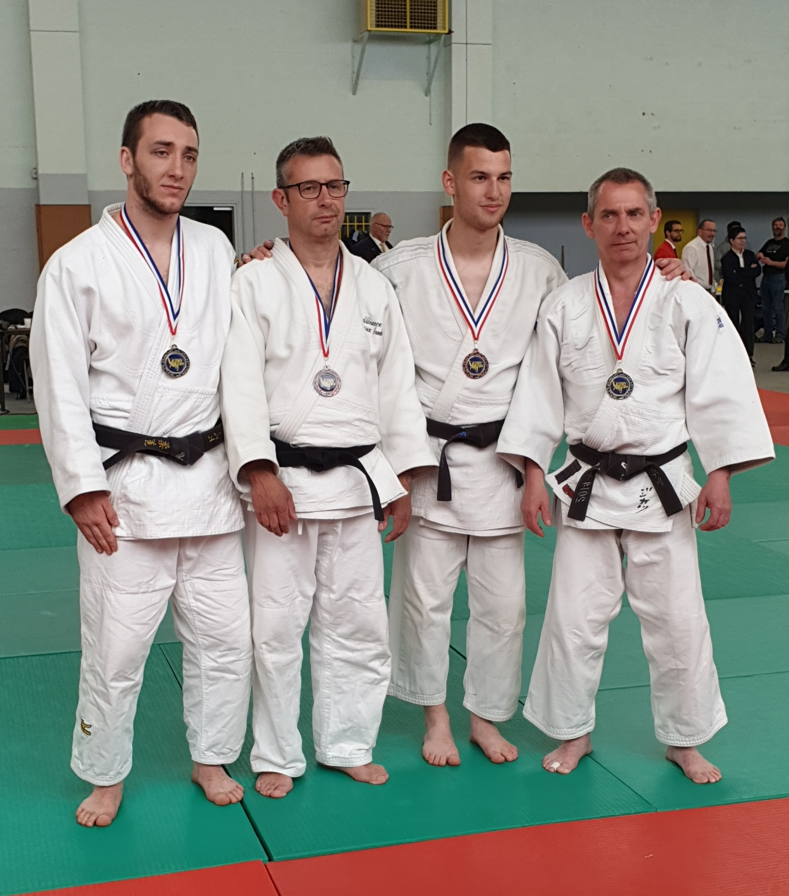 2019. Coupe senior départementale